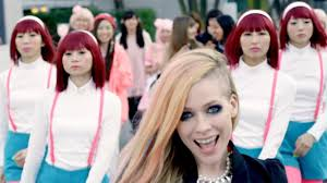 avril lavigne responds criticism u0026 39 kitty u0026 39