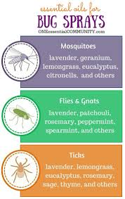 essential oils bug sprays please ticks fleas ticks mosquitoes