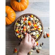 pumpkin candy corn roasted pumpkin seed candy corn trail mix e crowder