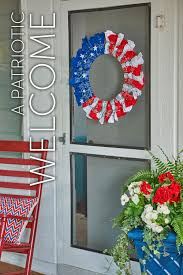 how to hang a wreath improvements blog
