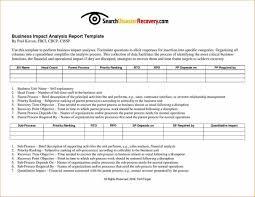 Sample Seo Analysis Report Business Analysis Report Example