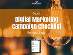 the 10 point checklist for a successful digital marketing campaign