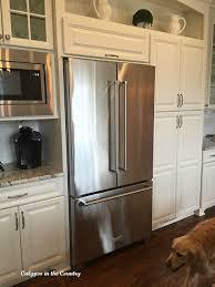 kitchenaid cabinet depth refrigerator 40 best counter depth refrigerator images on pinterest counter