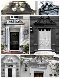 Architectural Pediment Design Top 18 View Colonial Home Front Door Pediments Blessed Door