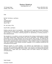 luxury cover letter for marketing executive job 67 for download