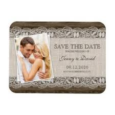 Rustic Save The Date Rustic Save The Dates Dream Wedding Ideas