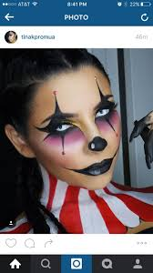 Halloween Makeup Clown Faces by 75 Best Halloween Images On Pinterest Halloween Costumes