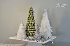 Cone Tree Handmade Christmas Trees Pt 1 Beautiful Matters