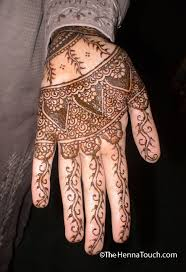 the henna touch