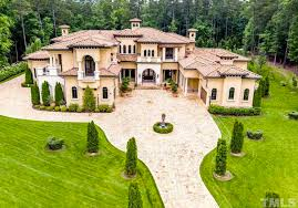 mediterranean mansion 11 000 square foot mediterranean mansion in durham nc homes of