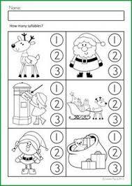 worksheet preschooler printables for christmas u2013 fun for christmas