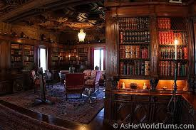 Library Bedroom Hearst Castle Upstairs Suites Tour As Her World Turns