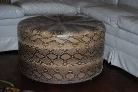 Custom Fabric Ottoman by Custom Ottomans Custommade Com