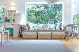 gemã tliches wohnzimmer gemutliches sofa wohnzimmer gema 1 4 tliches sofa beige im