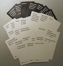 cards against humanity expansion cards against humanity expansion image boardgamegeek