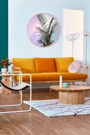 best 25 orange sofa ideas on pinterest orange sofa design