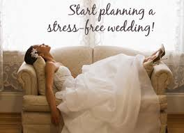 how to start planning a wedding tips to managing wedding stress