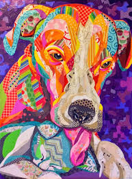 Are Dogs And Cats Color Blind Best 25 Dog Artwork Ideas On Pinterest Dog Art Pet Art And Dog