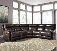 Leather Sectional Sofa With Power Recliner 30 Collection Of 6 Piece Leather Sectional Sofa