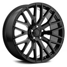 Black Rims For Mustang Voxx Replica Mustang Performance Wheels Gloss Black Rims
