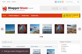 download template toko online simple download 15 template toko online blogspot gratis tips dan trik blogger