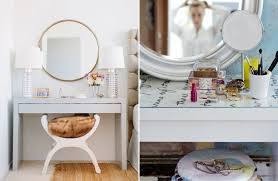 Small Vanity Table Ikea Inspiration Ikea Malm Dressing Table Nouvelle Daily Nouvelle