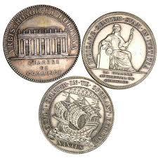 chambre de commerce nantes vente sur offre terminée jetons médailles poids monétaires