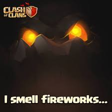 image for clash of clans image sneak peak i smell fireworks jpg clash of clans wiki