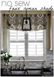 Kitchen Sink Window Treatments - kitchen windows decorating windows u0026 curtains
