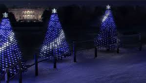 can program the white house s tree lights this year