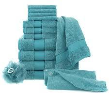 concierge collection 100 turkish cotton 15 soft towel set