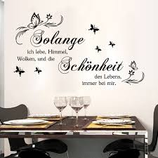 aliexpress com buy art german quote wall stickers diy home