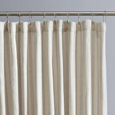 Vertical Striped Shower Curtain Vertical Striped Shower Curtain Size Of Black And White