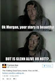Glenn Meme - 20 memes that only the walking dead fans will find hilarious