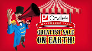 orville u0027s home appliances warehouse sales 60 tv youtube