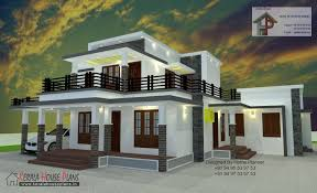 Kerala Home Design Contact by 2000 Sqft Box Type House Kerala House Plans Designs