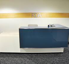 Reception Desk Height by Kubist Reception Desk Arnold Contract