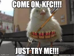 Kfc Chicken Meme - come on kfc meme boomsbeat