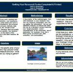 poster presentation template 36 x 36 free powerpoint research