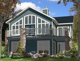 Front Sloping Lot House Plans Contemporary Style House Plan 3 Beds 2 00 Baths 2256 Sq Ft Plan