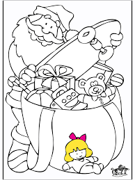 claus coloring 1 coloring pages christmas