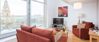 Livingroom Liverpool Penthouse Apartments City Centre Accommodation Premier Suites