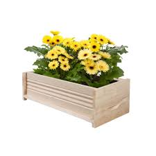 build rectangular planter box u2014 the furnitures