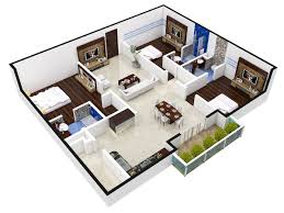 Mit Floor Plans by Incor One City In Kukatpally Hyderabad Price Location Map