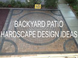 Design Backyard Patio Backyard Patio Hardscape Design Ideas Contractor In Hanover Pa