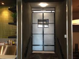 commercial restaurant kitchen doors restaurant kitchen traffic