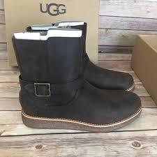 s ugg australia brown joey boots 64 ugg shoes ugg australia demi boots size 8 brown