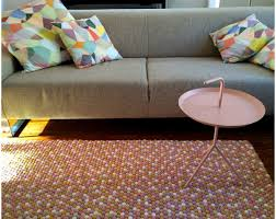 Beautiful Rugs by Customizable Balls Carpet From Wool In Many Colours How To Make A