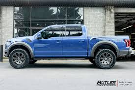 Ford Raptor Zombie Apocalypse - ford raptor with 20in black rhino el cajon wheels butler tire