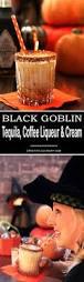 the black goblin tequila coffee liqueur and cream creative